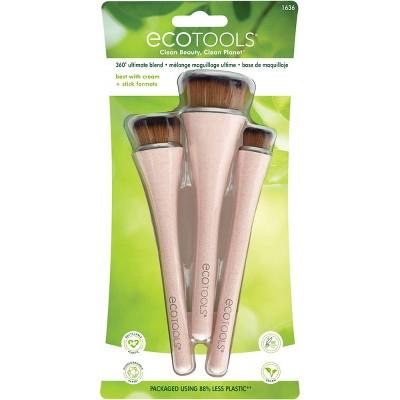 EcoTools 360 Ultimate Blend Brush Kit - 3pc