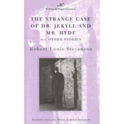 The Strange Case of Dr. Jekyll and Mr. Hyde and Other Stories (Barnes & Noble Classics Series) - image 1 of 1