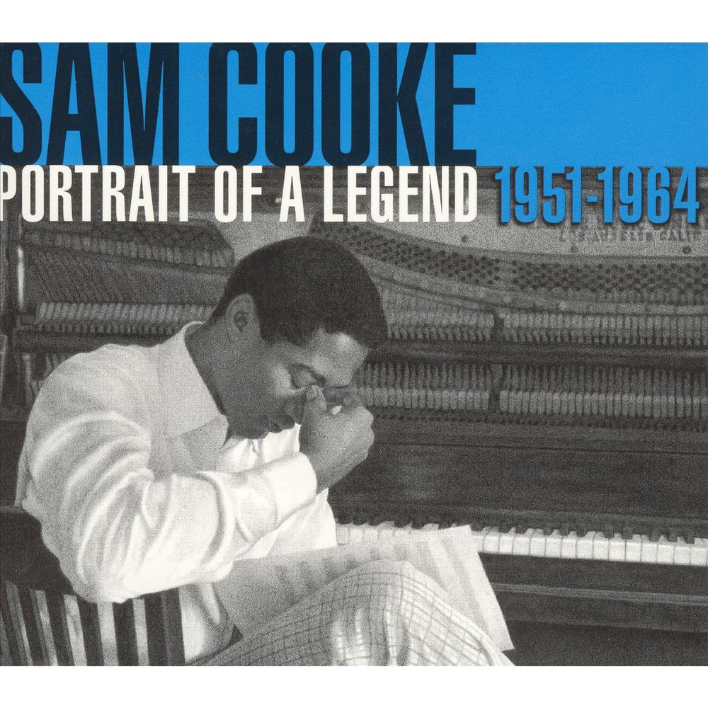 Sam Cooke - Portrait of a Legend 1951-1964 (CD)