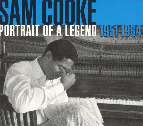 Sam Cooke - Portrait of a Legend 1951-1964 (CD) - image 1 of 2