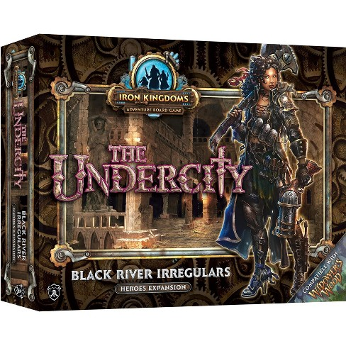 Undercity, The - Black River Irregulars Board Game - image 1 of 1