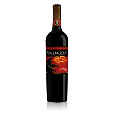 Toasted Head Cabernet Sauvignon Red Wine - 750ml Bottle