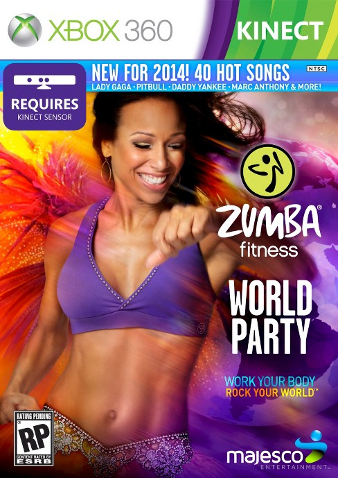 Zumba Fitness: World Party Xbox 360 - image 1 of 4
