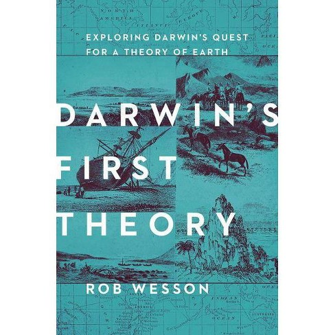 Darwin's First Theory - by  Rob Wesson (Paperback) - image 1 of 1