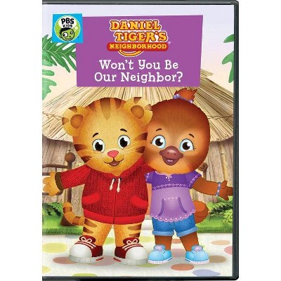 Daniel Tiger's Neighborhood: Won't You Be Our Neighbor? (DVD)(2019)