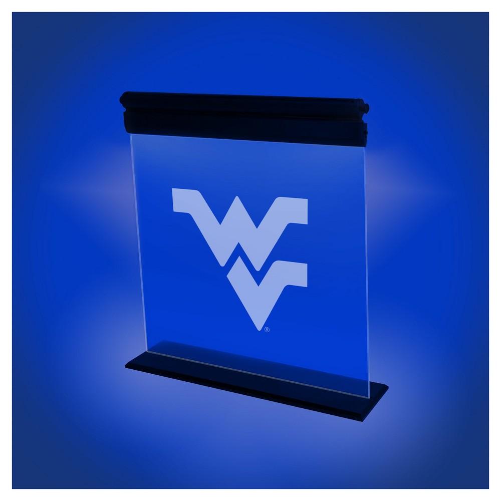 NCAA West Virginia Mountaineers Acrylic Neon Led Light