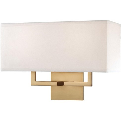 """Kovacs P472-248 2 Light 16"""" Wide Wall Sconce in Honey Gold - image 1 of 1"""