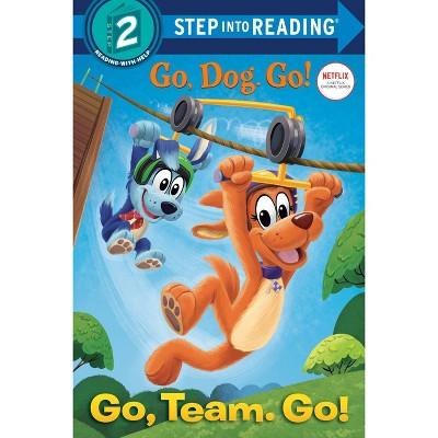 Go Team Go - by Tennant Redbank (Paperback)