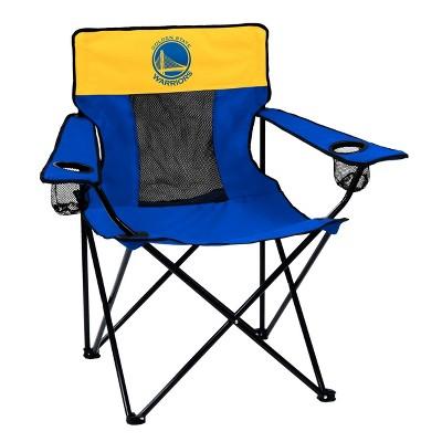 NBA Golden State Warriors Elite Outdoor Portable Chair