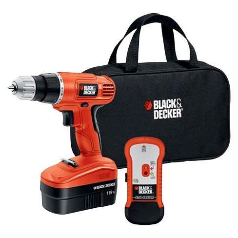 BLACK+DECKER 18V Power Drills with Stud Finder - image 1 of 1
