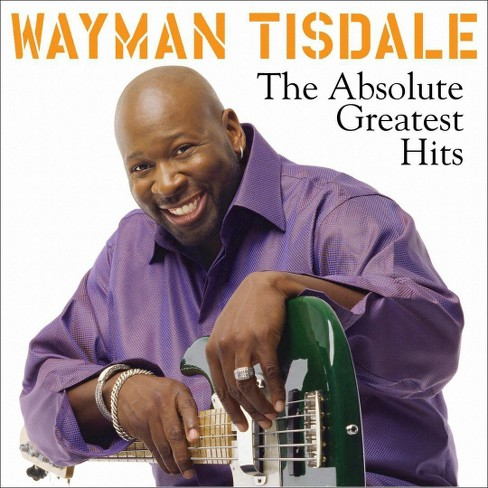 Wayman tisdale - Absolute greatest hits (CD) - image 1 of 1