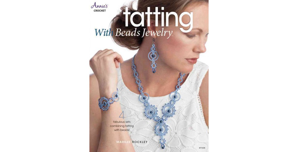 Tatting With Beads Jewelry (Paperback) (Marilee Rockley)