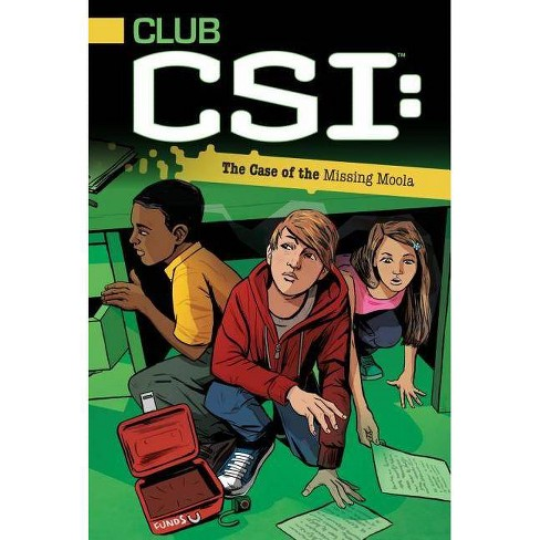The Case of the Missing Moola - (Club Csi) by  David Lewman (Paperback) - image 1 of 1