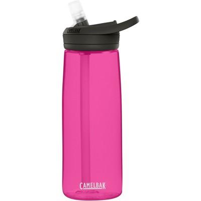 Camelbak Eddy+ 25oz Tritan Water Bottle - Pink/Black