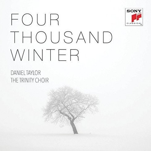 Trinity choir - Four thousand winter (CD) - image 1 of 1