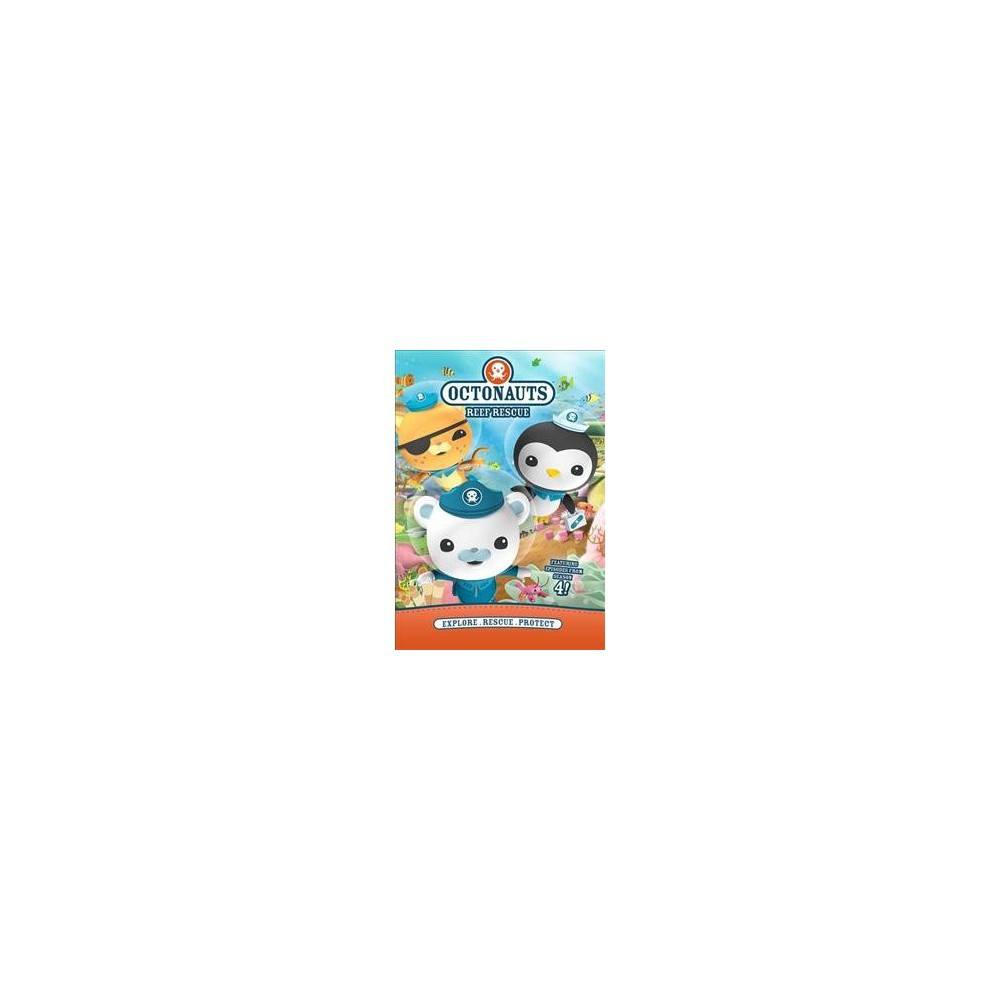 Octonauts:Reef Rescue (DVD) Best