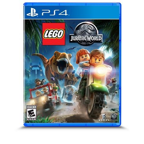LEGO Jurassic World - PlayStation 4 - image 1 of 4