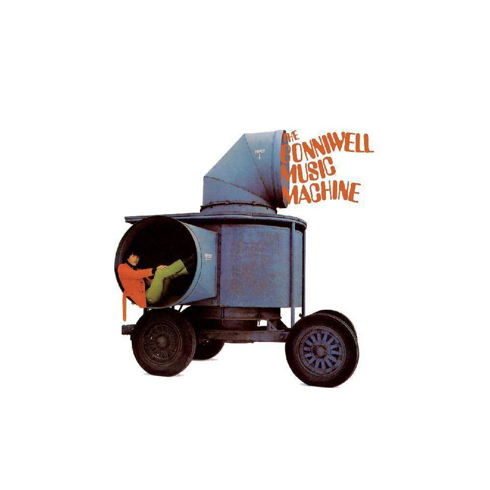 The Bonniwell Music Machine The Bonniwell Music Machine Limited Olive Green Vinyl Edition