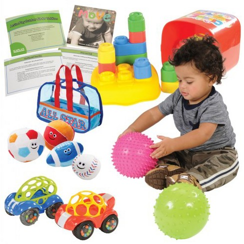 Kaplan Early Learning Toddlers Active Play Outdoor Kit - image 1 of 6