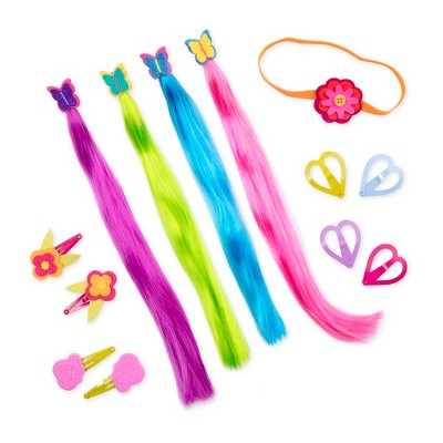 "Our Generation Hair Play Style Accessory Set for 18"" Dolls - Attached at the Clip"