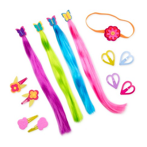 Our Generation Hair Accessory Set - Attached at the Clip - image 1 of 4