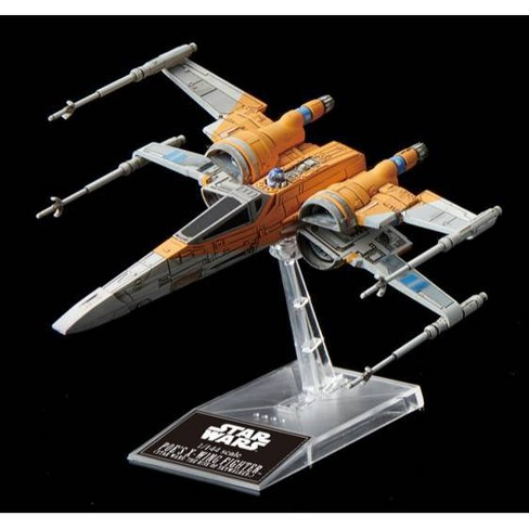 Star Wars The Rise Of Skywalker Poe S X Wing Fighter Target
