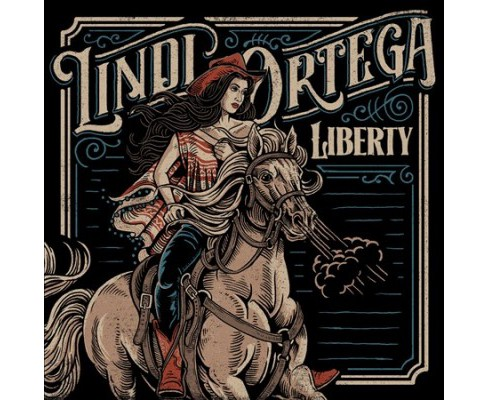 Lindi Ortega - Liberty (CD) - image 1 of 1