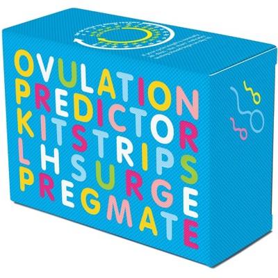 Pregmate Ovulation Test Strips - 50ct