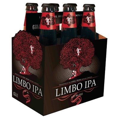 Long Trail Limbo IPA Beer - 6pk/12 fl oz Bottles