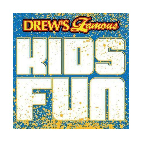 Hit Crew - Drew's Famous Kids Fun (CD) - image 1 of 1