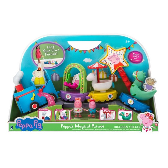 Peppa Pig Peppa's Magical Parade image number null