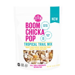 Angie's Boom Chicka Pop Tropical Trail Mix - 9.5oz