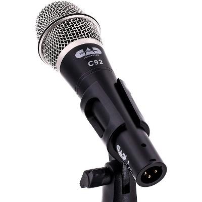 CAD Audio Premium Cardioid Condenser Handheld Microphone