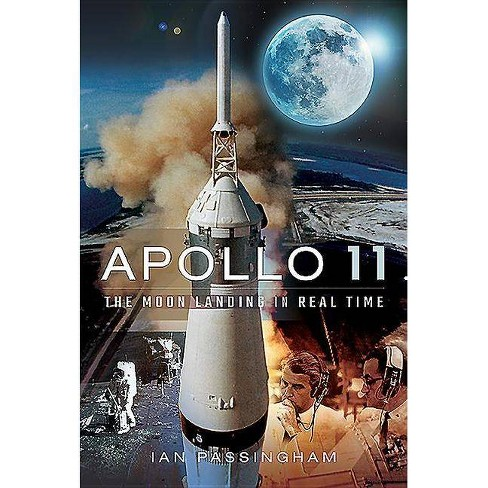 Apollo 11 - by  Ian Passingham (Hardcover) - image 1 of 1