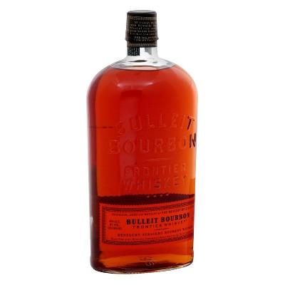 Bulleit Bourbon Whiskey - 1.75L Bottle