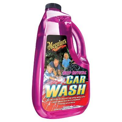 Car Wash Soap & Shampoo: Meguiar's Deep Crystal