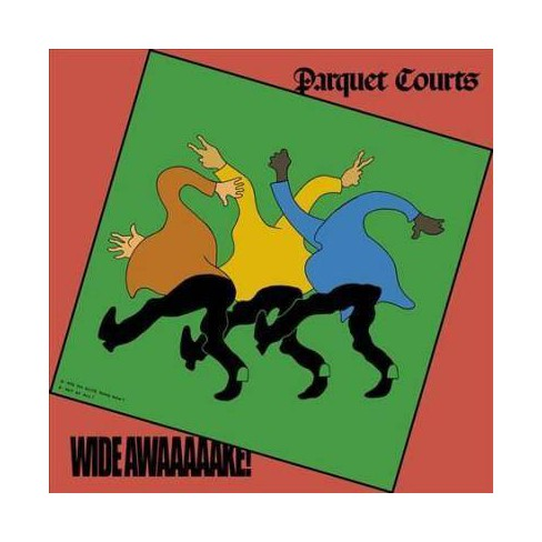 PARQUET COURTS - Wide Awake! (CD) - image 1 of 1