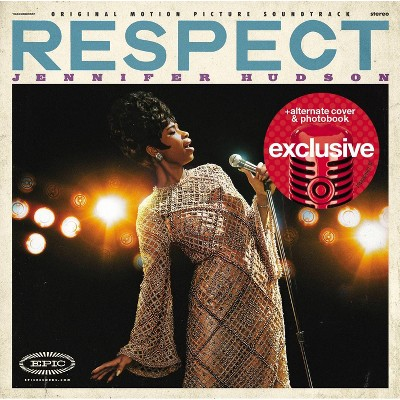 Jennifer Hudson - RESPECT (Original Motion Picture Soundtrack) (Target Exclusive, CD)