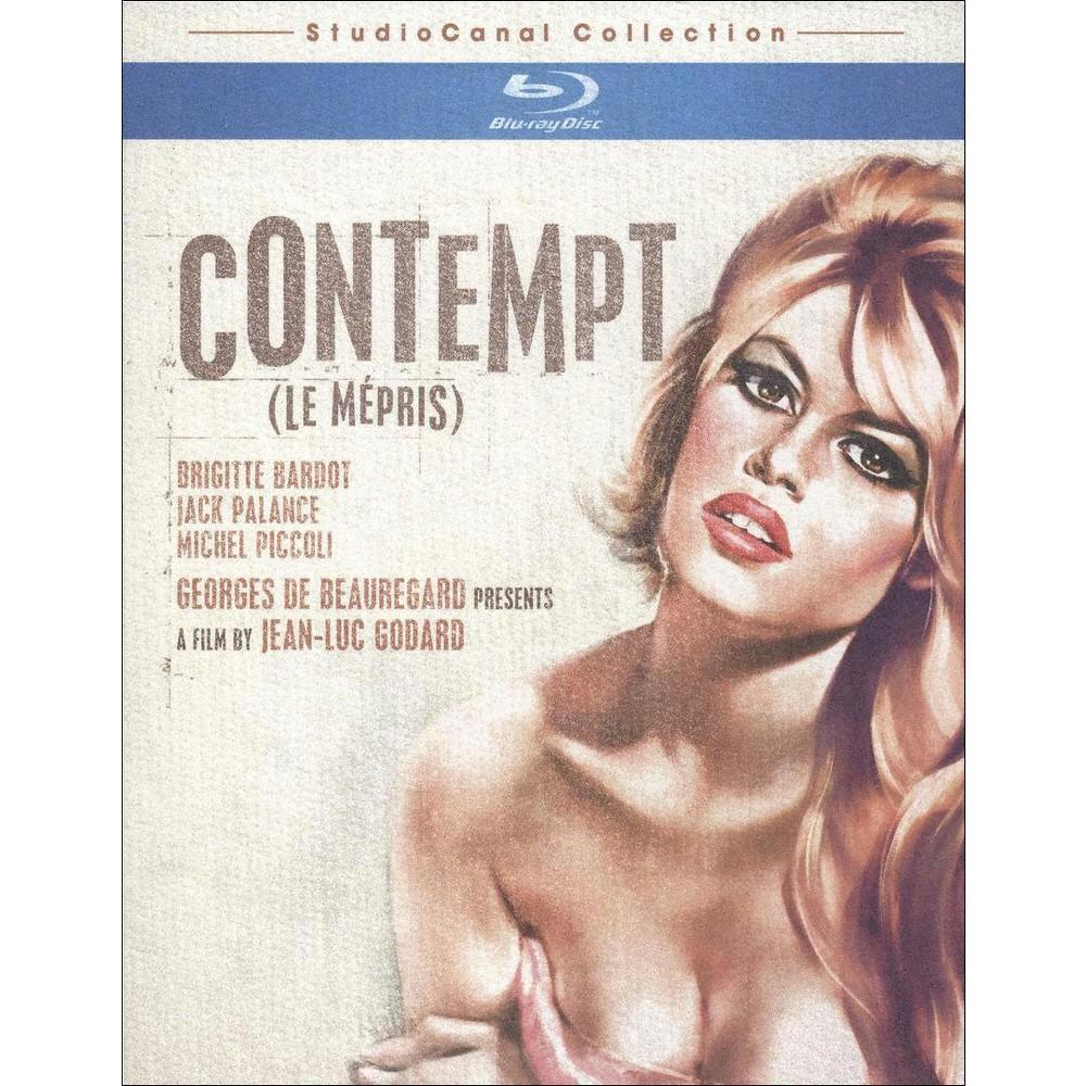 Contempt (Blu-ray), Movies