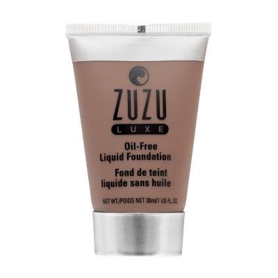 Zuzu Luxe Oil-Free Liquid Foundation - 1 fl oz