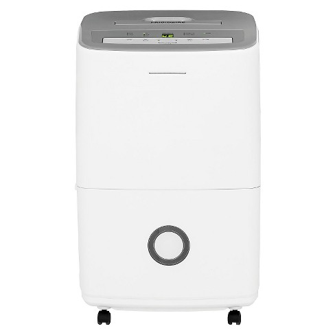 Frigidaire - 70 Pint Dehumidifier with Humidity Control - White/Gray - image 1 of 3