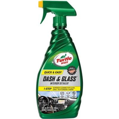 Turtle Wax Quick & Easy Dash & Glass 23 OZ.