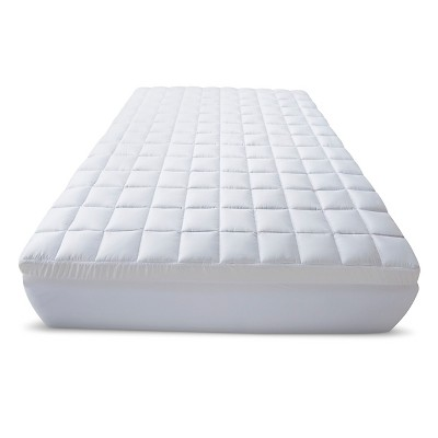 "3.5"" Memory Foam/Fiber Mattress Topper - Beautyrest"