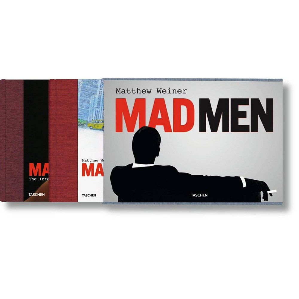 Matthew Weiner's Mad Men XL - (Hardcover)