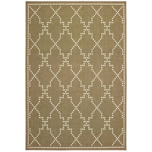 Madeline Trellis Patio Rug - image 1 of 3