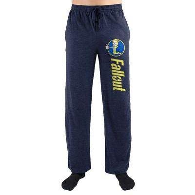 Fallout Thumbs Up Logo Print Men's Loungewear Lounge Pants