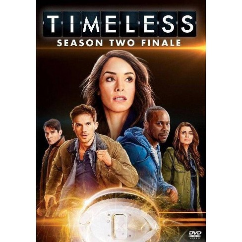 Timeless: Season Two / Finale (DVD) - image 1 of 1