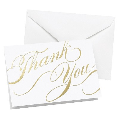 Unending Gratitude Thank You Cards