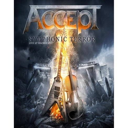Accept: Symphonic Terror - Live at Wacken 2017 (Blu-ray) - image 1 of 1