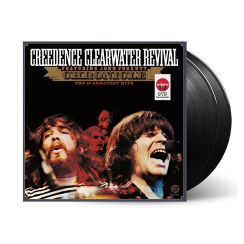 Creedence Clearwater Revival Chronicle:  20 Greatest Hits (Vinyl) (Target Exclusive) - image 1 of 2